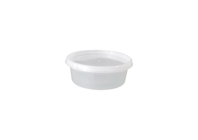 Soup Container 8oz